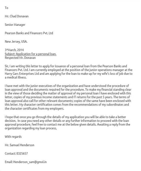 letter requesting for approval gallery cv
