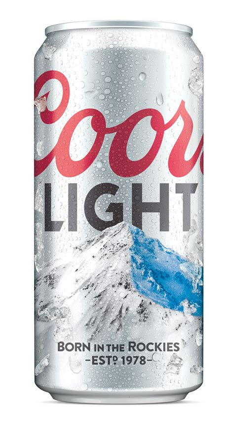 content of coors light turner duckworth rebrands coors light design week