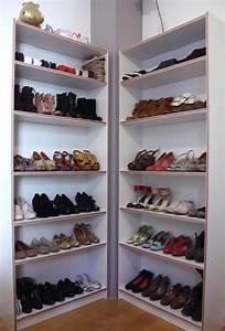 Petit Rangement Chaussures : rangement de votre dressing page 22 forum mode ~ Teatrodelosmanantiales.com Idées de Décoration