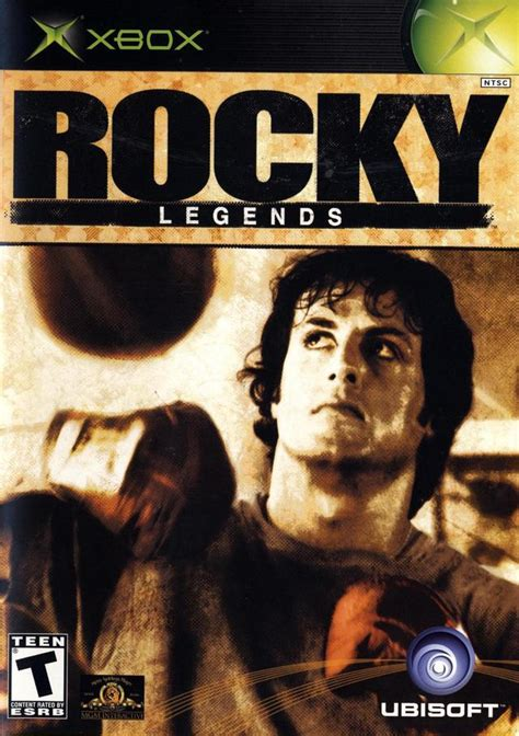 rocky legends xbox