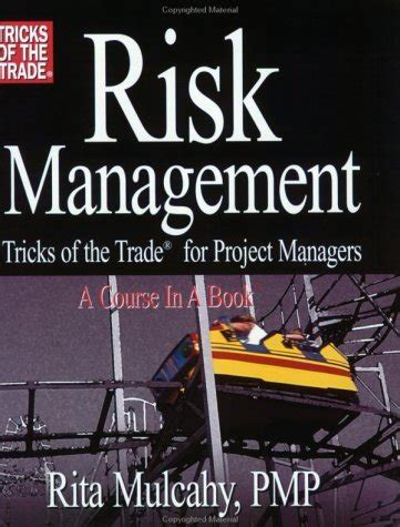 risk management tricks   trade  project managers