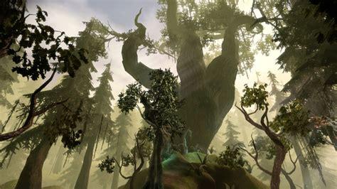bioware dragon age origins world brecilian forest