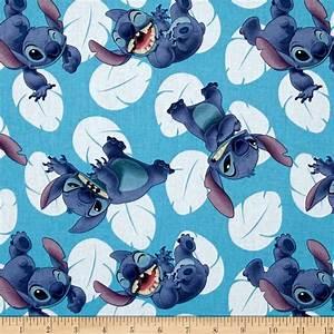 Disney Lilo and Stitch Many Faces of Stitch Blue