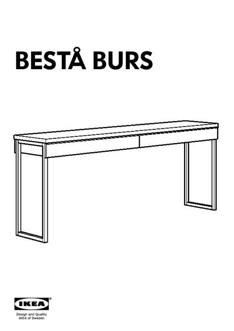 ikea bureau besta burs bestå burs bureau brillant blanc ikea ikeapedia