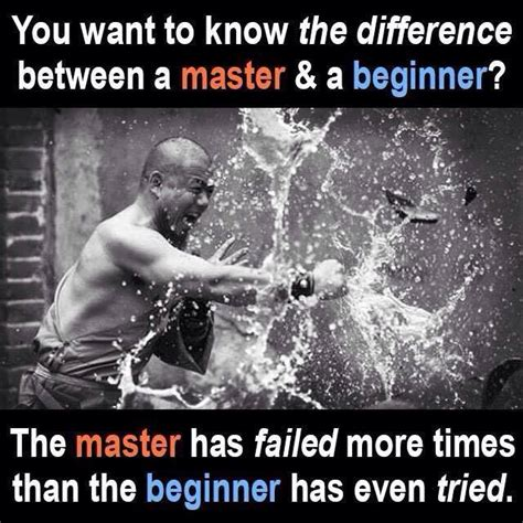 Difference Between A Master And A Beginner  Master Jonathan Field