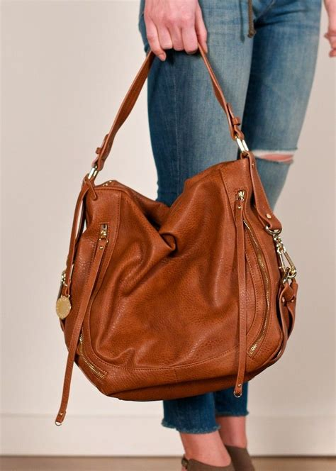 urban expressions jessie hobo tan leather handbags hobo handbags hobo purses