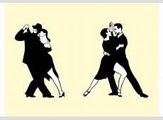Tango Couples Download Free Vector Art, Stock Graphics