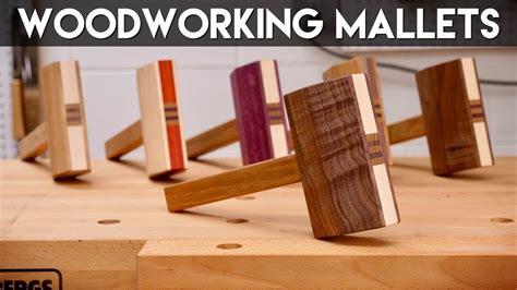 mallet  scrap wood   woodworking diy