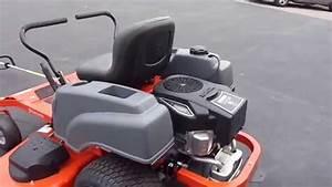 Husqvarna Rz5424 Zero Turn Lawn Mower With 24 Hp Kohler