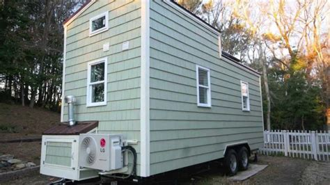 introducing east coast tiny homes builder s 1st tiny house the inaugural youtube
