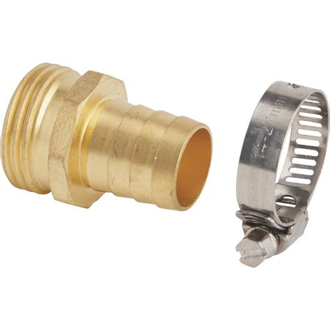 garden hose repair do it best gb9412 3 4 quot garden hose end repair coupling