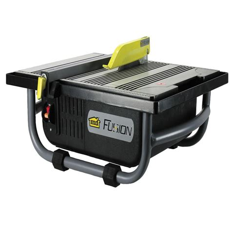 ryobi 7 in tabletop tile saw ws722 the home depot