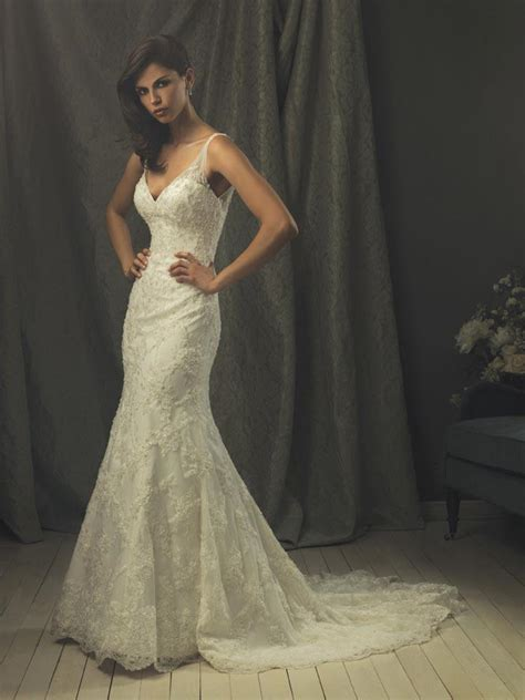 hot lace mermaid vintage wedding dresses zoombridal