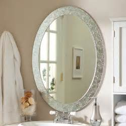 ideas for bathroom mirrors beautiful mirror design ideas home caprice