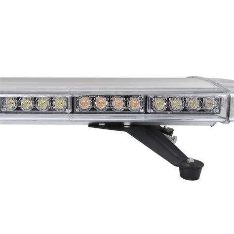 72 led 38 quot light bar emergency beacon warn tow truck plow