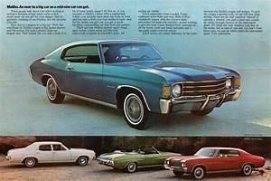 Throwback Thursday  1972 Chevelle