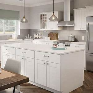 Kitchen cabinets color gallery at the home depot for Hometown kitchen furniture