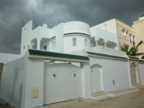 maison 3 chambres a vendre villa indépendante rdc etage à 5min de hammamet manaret