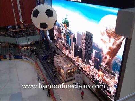 ecran publicitaire led enseignes 224 led www hannoufmediagroup 33652172524