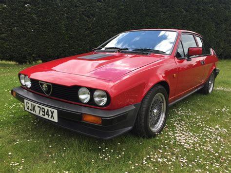 1982 Alfa Romeo Alfetta Gtv6 30  Alex Jupe Motorsport