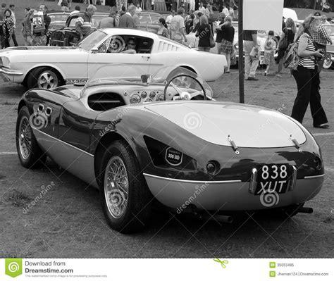 vintage ferrari sports car editorial image image