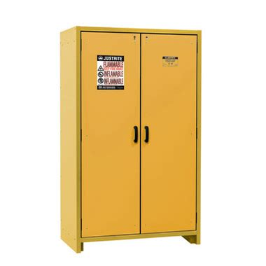 justrite en flammable safety cabinet 30 minute rated 45