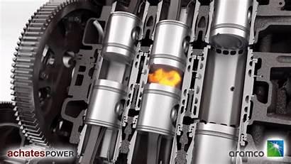 Engine Diesel Gas Efficiency Achates Combustion Power