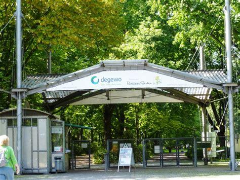 Berlinlese  Der Britzer Garten