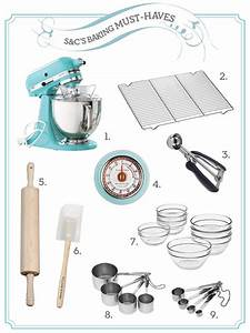 s&c's favorite baking tools - Sugar and Charm - sweet ...