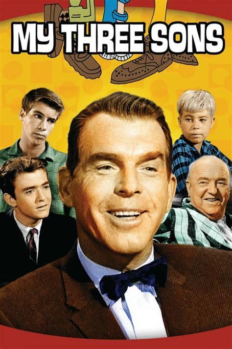 My Three Sons (TV Series 1960-1977) — The Movie Database (TMDb)