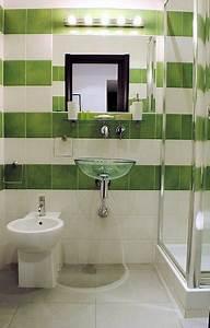 Plante Verte Salle De Bain : la salle de bain verte id es d co et photo bricobistro ~ Melissatoandfro.com Idées de Décoration