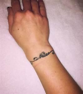 Tatouage Prénom Poignet : tatouage pr nom bras cheville cou les meilleures ~ Melissatoandfro.com Idées de Décoration