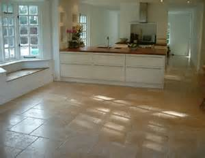 different types of kitchen flooring wood floors