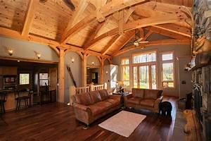 Utah Timber Frame Homes