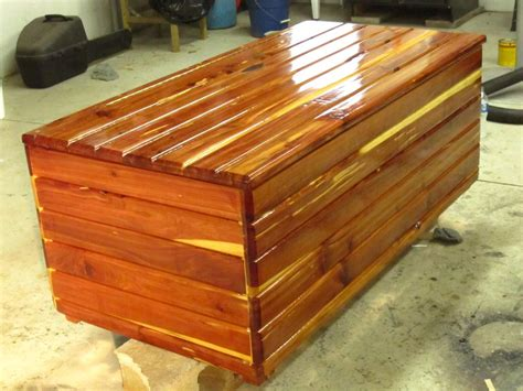 cedar chest  sulphurcreekcustoms  lumberjockscom
