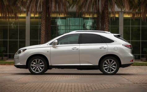 2013 Lexus Rx by New 2013 Lexus Rx 350 Crossover Priced At 39 310