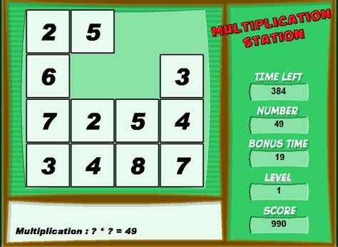 fun math games activities  kids  images