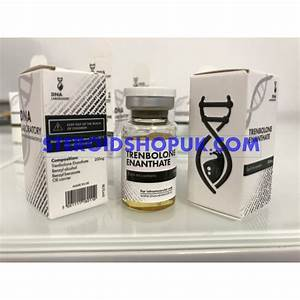 Trenbolone Enanthate Dna 10ml  200mg  Ml