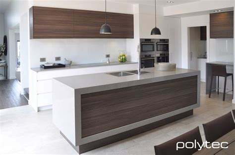 polytec doors  panels  melamine cafe oak