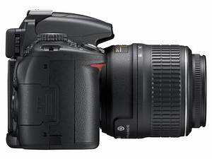 Nikon D5000 12 3 Mp Dx Digital Slr Camera  2 7