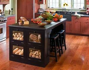 1000 ideas about bread storage on pinterest cabinets With add your kitchen with kitchen island with stools