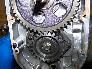 Ural Timing Gear Marks