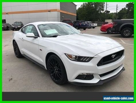 ford mustang  sale   united states
