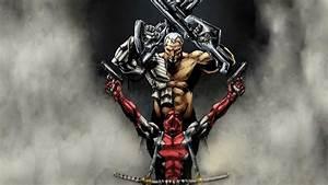 Deadpool, Wade Wilson, Cable Wallpapers HD / Desktop and ...