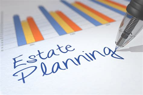 Estate planning with chart free image download