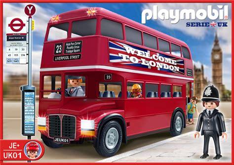 Playmobil Ref.UK01, Descripción: Bus Clásico Londinense Categoría: Londres http://www