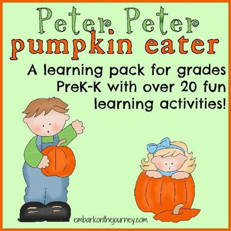 Peter Peter Pumpkin Eater Poem Download peter pumpkin eater printables prek k