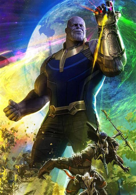 Josh Brolin On Thanos In Avengers Infinity War & Marvel
