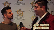John DeLuca Interview with Celebrity Connected - YouTube