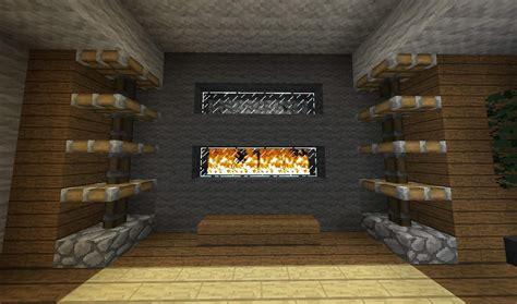 fireplace ideas minecraft building